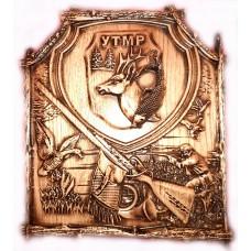 Барельєф - медальйон УТМР Т011