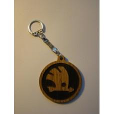Брелок для ключів автомобільний - Skoda