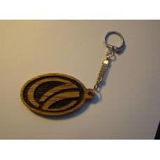 Брелок для ключів автомобільний - ZAZ