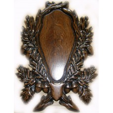 Медальон під мисливський трофей T001