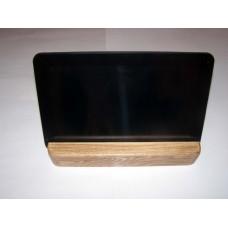 Дерев'яна підставка під планшет, смартфон, або електронну книгу (ефект старіння)