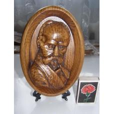 Картина - Портрет Тараса Шевченка (середній, на підставці)