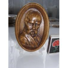 Картина - Портрет Тараса Шевченка (маленький, на підставці)